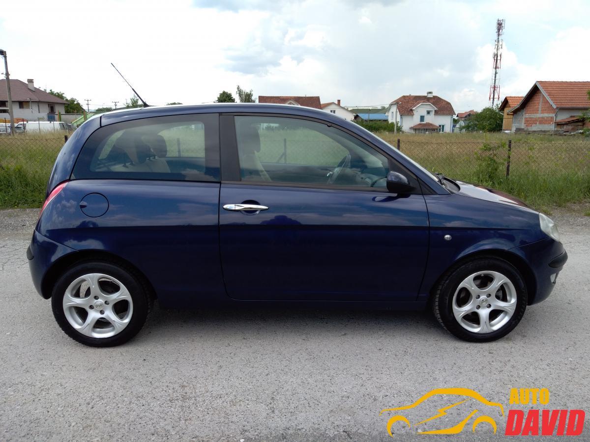 Lancia Ypsilon 1.4 B 2004