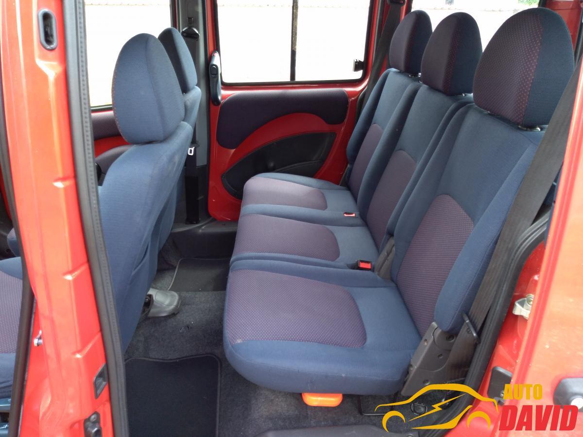 Fiat Doblo 1,9JTD 2002